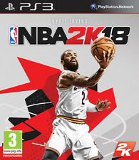 NBA 2K18 (Basket 2018) PS3 Playstation 3 IT IMPORT TAKE TWO INTERACTIVE