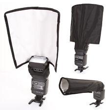 Faltbare Blitzgerät Blitz Diffusor Snoot Foto Reflektor For Canon Nikon Yongnuo