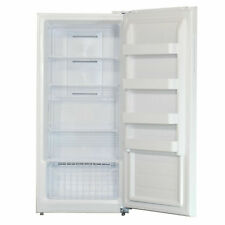 Smad 13.8 cu.ft. Upright Freezer/Refrigerator Energy Star Frost Free White