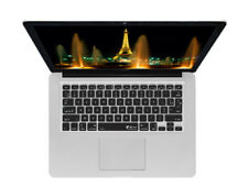 French (AZERTY) Keyboard Cover for MacBook/Air 13/Pro 08+/Retina & Wireless