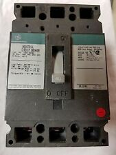 GE General Electric TED 134040 3-Pole 40amp 480v Used Circuit Breaker