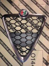 Cuore /griglia/scudo Centrale Giulietta Ultimo Tipo Satinato. Nuovo ORIGINALE