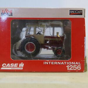 SpecCast IH 1256 Tractor 1/64 IH-ZJD-1800-B