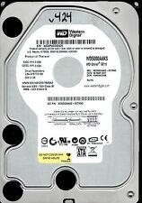 Western Digital 500GB WD5000AAKS-00TMA0, DCM HANCNV2AAB, SATA Hard Drive #424