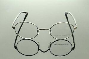 Authentic BARTON PERREIRA Glasses TITANIUM Mod. THOREAU 45 Pewter Titanium [PEW]