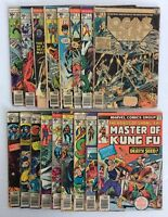 Huge Lot 17 Marvel Comics Group * Key Issues MUST SEE!