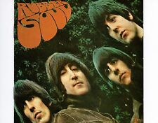 CD THE BEATLES Rubber soul GERMAN EX+ 1987
