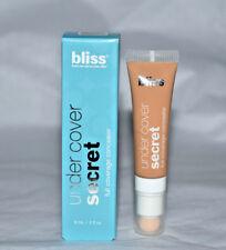 NIB Bliss under cover secret full coverage concealer - honey