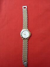 AVIA CLASSIC 100 3 MIC 18K ELECTRO GOLD PLATED LADIES WATCH