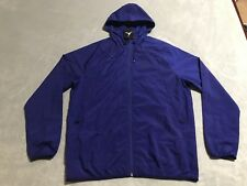 JORDAN WINGS WINDBREAKER JACKET MEN'S SZ LARGE L DEEP ROYAL BLUE 894228 455 NWT