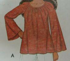 Vtg 70's McCall's 5300 RAGLAN SLEEVE SHIRT TOP Sewing Pattern Woman NOT REPRO