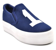 Tanggo Xia Low Cut High Quality Sneaker Unisex Slip-On Fashion (BLUE) Size 39