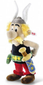 Asterix by Steiff - limited edition mohair collectable - 674464 - BNIB
