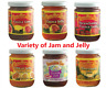 10 oz HAWAIIAN SUN Jelly and Jam, great to enjoy or as a gift!