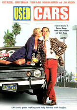 Used Cars (DVD 1980) Kurt Russell, Jack Warden; Widescreen New/Sealed