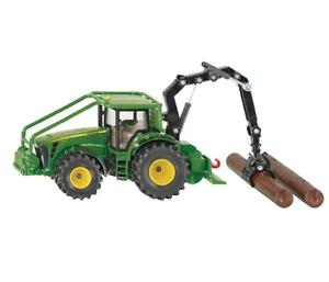 Siku John Deere  Harvester Forestry Machine 1:50 Model Toy Gift Christmas