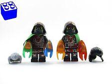 "NEW LEGO - Time Twins,Krux & Acronix (70626) Ninjago ""Dawn of Iron Doom"" Minifig"