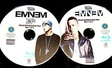 EMINEM D12 Visual Demonstration Reel 2 BLU-RAY DVD Set 70 Music Videos FREE SHIP