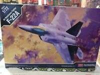 KIT MAQUETA AIR DOMINANCE FIGHTER F-22A 1:72 ACADEMY 12423