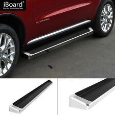 "APU 11-19 Dodge Durango 4/"" MOPAR REPLICA Side Steps Running Boards Stainless"