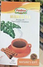 Sri Lankan Miracle Tea Moringa with Pure Ceylon Cinnamon- 20 Tea Bags
