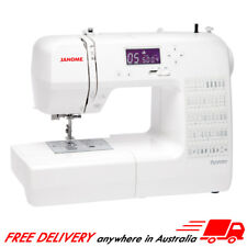 Janome DC2050 Computerised Sewing Machine, New, Dressmaking, STOCKTAKE, Quilting