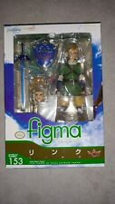 Legend Of Zelda: Skyward Sword Figma 153 Figure Authentic Japanese