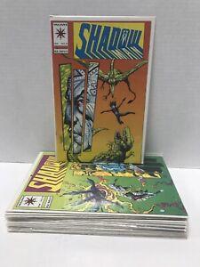Vintage Valiant Shadow Comic Books Lot Of 15 #'s 21-33, 35 & 36