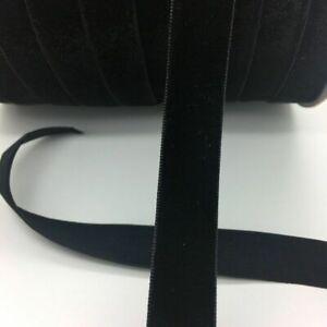 5 Yards Wide Velvet Ribbon Headband Clips Bow Wedding Decoration Pick Accessory