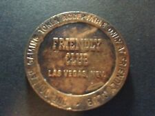 Las Vegas Friendly Club $1 Gaming Token