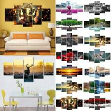 Art Painting Nature Canvas Unframed 3D Living Room Wall Hanging Decoration