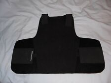 Armor Shield Concealable Ballistic Vest LG/Reg Black W/Level IIIA Kevlar (044)