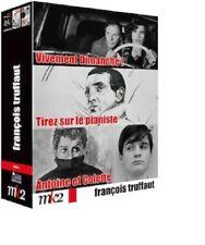 François truffaut Vivement dimanche tirez sur le pianiste Antoine et Colette DVD