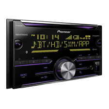 Pioneer FH-X830BHS 2-Din CD Receiver with enhanced...