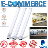 LED Light Bar Warm White 3 Pack Kit With Touch Control Memory Function & Dimmer