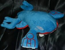 "9"" Kyogre # 382 Pokemon Plush Dolls Toys Stuffed Animals Legendary Blue Sapphire"