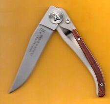 à tes Initiales SQUELETTE couteau Vallernia 11cm Design Claude  DOZORME