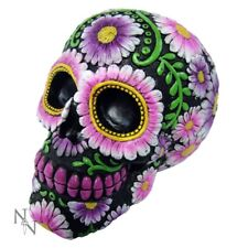 Sugar Petal Skull 10cm High Day of The Dead Nemesis Now