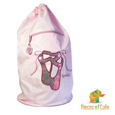 Spencil™ Sports Bag Pink Dance Design, Water Resistant 39 x 49cm (SPB-DAN)