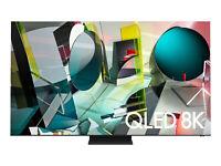 "Samsung QN75Q900TS 75"" QLED 8K UHD Smart TV"