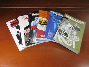 Lot of 6 100 Bullets Graphic Novels Azzarello Risso TPB  Vertigo Mature