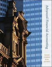 Advanced Financial Accounting, 8th Edition by Baker, Richard, Lembke, Valdean,