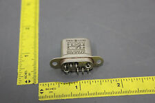 GE MIL SPEC RELAY 552ohm 3SAE5131K1 (S18-T-28A)