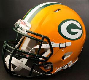 CLAY MATTHEWS Edition GREEN BAY PACKERS Riddell Speed REPLICA Football Helmet