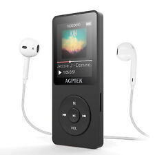 AGPtek Portable Multifunction Lossless Sound Music MP3 Player 70H music time
