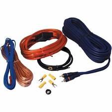 AUTOLEADS pc4-25 Amplificatore / Amp KIT DI CABLAGGIO ALIMENTAZIONE Earth SUB Cable + fusibile titolare
