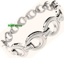 Magnet Magnetic Pure TITANIUM Energy  Power Bracelet Health Bio Armband Cuff