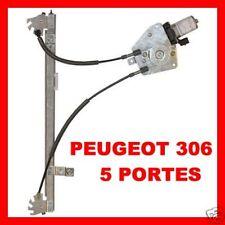 LEVE VITRE ELECTRIQUE AVANT DROIT PEUGEOT 306 5 PORTES 79078