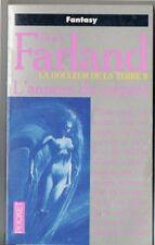 DAVID FARLAND - la douleur de la terre T 2 - anneau serpent - pocket