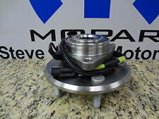 06-08 Dodge Ram 1500 Front Wheel Bearing Hub Assembly Mopar Oem